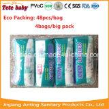 Tecidos alegres do bebê dos bebês, a melhor venda dos tecidos descartáveis do bebê em África