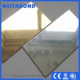 Neitabond Silver Mirror Panel ACP con precio competitivo