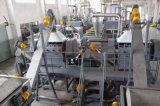 Lavadora planta del fregado de las botellas del HDPE/del plástico usados del PE