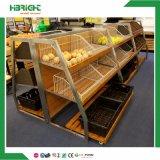 De vertoningsTribune van de Groente van het Fruit van supermarkten