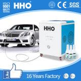 Máquina de HHO generador de gas del motor de limpieza de carbono para el coche