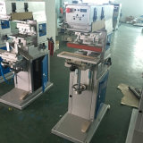 4개의 색깔 컨베이어 패드 인쇄 기계 기계
