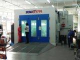 2 ans de garantie de la CE de cabine industrielle de peinture de cabine de jet automatique