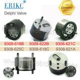 Erikc 9308-621C Válvula de control de Delphi 28239294 inyector de Diesel Ejbr03301d 9308-622B L121pbd Delphi Boquilla dispensador de aceite L381pbd para la Euro 4 Dacia Ejbr05102D