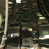 Trilha de borracha (260*55.5*78) para a maquinaria Counstruction da máquina escavadora de Yanmar