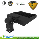 200W ETL Dlc LED Área de estacionamento Lâmpada Floodlight Street Light Estacionamento Shoebox
