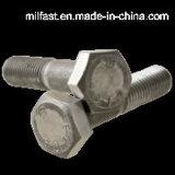 Os parafusos sextavados pesados A307 da China