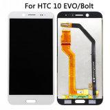 Convertitore analogico/digitale dello schermo di tocco dell'affissione a cristalli liquidi del rimontaggio per il bullone di HTC 10 Evo