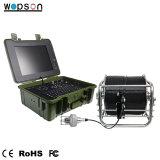 500m CCTV-Videokamera-Wasser-Bohrloch-Vertiefung/Aufbau-Bohrloch-/Oil-Bohrloch/thermische Bohrloch-/Electric-Bohrloch-/Coal-Bohrloch-Inspektion