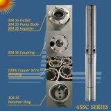 pompa ad acqua sommergibile solare di CC dell'acciaio inossidabile di 4inch 300W-1500W per irrigazione