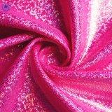 Le Nylon Spandex Tissu d'impression d'aluminium mat pour Dancewear