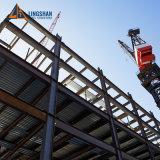 Structure économique Lingshan toit métallique en acier pour la vente