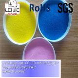 La décoration de couleur sable de quartz, naturelle et artificielle de sable couleur sable