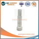 Nss 151102 11.1X6.4X2.3X15X4.9mmの炭化物のほう素のサンドブラストのノズル