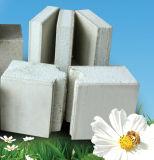 Leve do tipo sanduíche de EPS composto para economia de energia do painel de parede para prédios de depósito