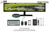 Het androïde Vakje van TV met Draadloze van het Toetsenbord I96 S905X van de Vierling van de Kern 1GB Ram/8gb- ROM met 4K 1080P HD, WiFi Media Player