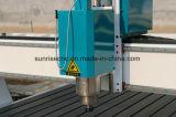 문, 내각 및 가구를 위한 중국 공장 CNC 목제 조각 대패 기계 가격