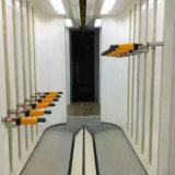 La horizontal Línea de revestimiento de acero inoxidable chapado en oro de hoja de la máquina