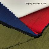 40d de tissu de nylon ondulée étanche pour Down Jacket