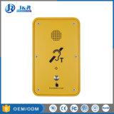 Public Hearing-Aid Teléfono de emergencia exterior IP67, Sos el altavoz del teléfono de ayuda