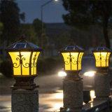 Landsacpe LED Solar pilar de luz para el Ramadán decoración luz de la luz de la energía solar