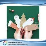 주문 고품질 종이 크리스마스 꼬리표 (xc-8-014)