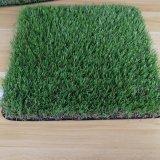 Erba artificiale del tappeto erboso di verde popolare di uso del campione libero per la decorazione