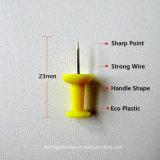 22mm traditionelle H Form-bunter Zeichnungs-StoßPin