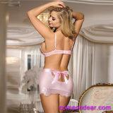 Nouvelle conception Mesdames sexy matures Culotte et soutien-gorge fixe