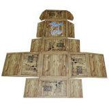Как деревянная упаковка из гофрированного картона с печать