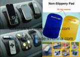 Tapete de almofada adesiva forte para telefone celular carro tapete aderente