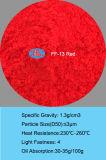Shinlite FF-13 Pigment rouge fluorescente pour revêtement en mousse EVA