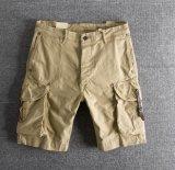 Shorts di Bermude della scheda di modo di alta qualità del cotone degli uomini (YF001)