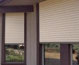 Portello del patio di rotolamento, portello del balcone, portello di alluminio del rullo