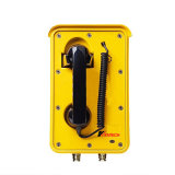 Telefoni Emergency sotterranei Knsp-10 di SIP senza tastiera per miei