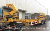 Sinotruk HOWO Recuperação da estrada Caminhão lateral de Reboque do Veículo