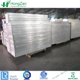 Panneaux d'Honeycomb en aluminium pour le bateau des matériaux de construction de l'intérieur