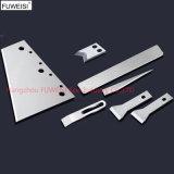 Cuchilla de corte circular cuchillo para cortar el papel plástico