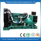 5kw 220V 50Hz Open Diesel van het Type Generator