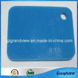 3mm feuille acrylique moulé bleu clair pour la publicité