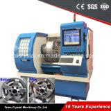車輪の打抜き機の縁修理CNC装置