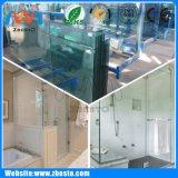 Kundenspezifische freie Bad-Dusche-Bildschirm-strukturelle ausgeglichene Floatglas-Platte