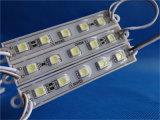 安い価格の高品質IP65 5050 6 LEDs SMDのモジュール