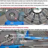 Km-91h-5, più nuovo tipo del tasto, macchina di piegatura del tubo flessibile idraulico, pollice di Tp 2-1/2 alto ''