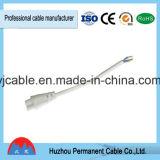 Kabel van de Schakelaar van de Stop van de ElektroLevering van de korting de Vrouwelijke Waterdichte voor de LEIDENE Lichte Kabel van Stroken