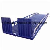 12 Tonnen-bewegliche Behälter-Rampe Dcqy12-0.8 (kundengerecht)