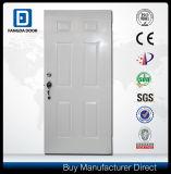 Amerikanischer Art-hölzerner Rand-Stahleintrag-Metallsicherheits-Tür