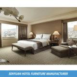 現代デザイン最新の専門家によって装飾されるホテルの家具の寝室セット