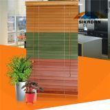 Decoração Venetian de madeira do obturador das cortinas de indicador da venda quente nova do projeto