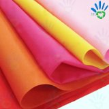 Tissu de textile non tissé de 100% pp Spunbond